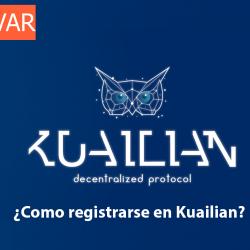 Como registrarse en Kuailian (Tutorial sencillo)