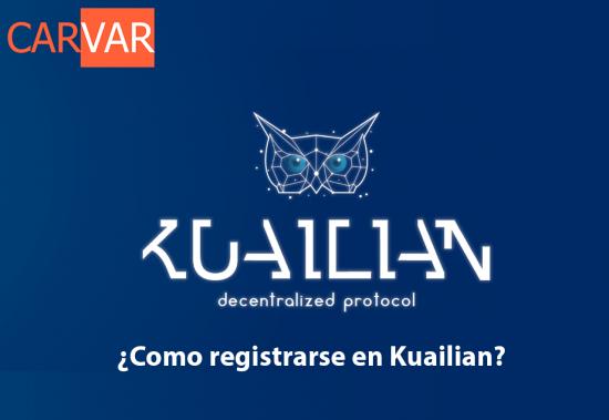 como registrarse en kuailian